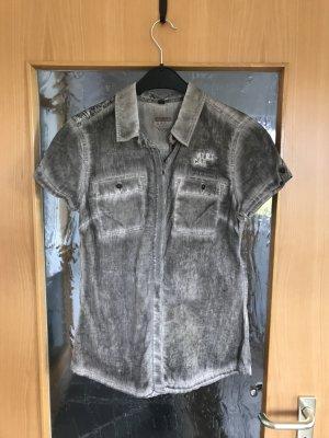 SOCCX Deot. Gr S 36 Bluse camouflage
