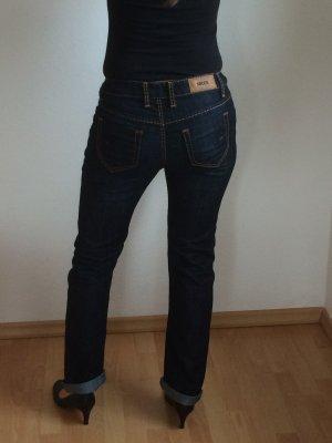 Soccx dunkelblaue Jeans Angel Grösse 30/32
