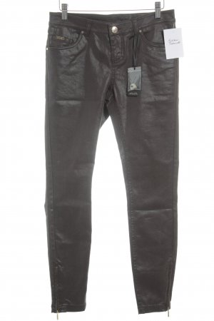 Soccx Five-Pocket-Hose dunkelbraun Casual-Look
