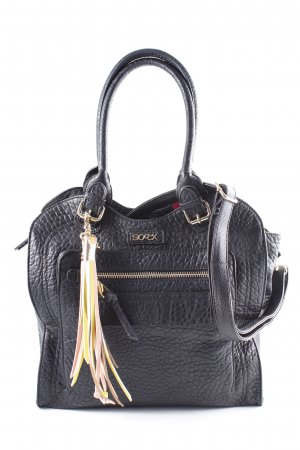 Soccx Handbag black casual look
