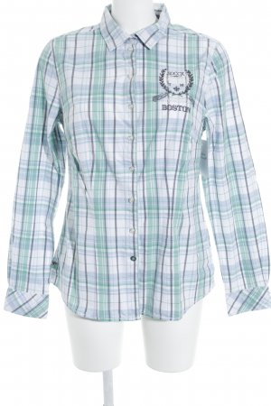 Soccx Hemd-Bluse Karomuster Country-Look