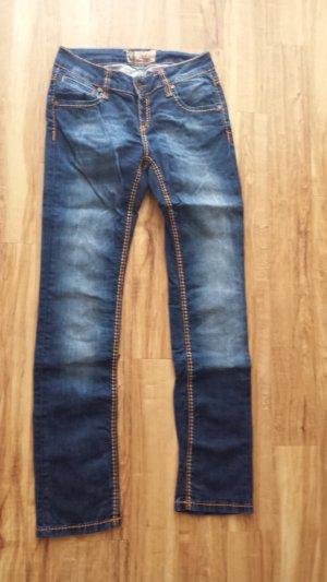 Soccx Jeans blu-blu scuro