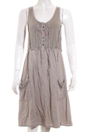Soccx Kleid grau Casual-Look
