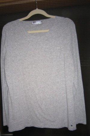 """SOCCX"" Langarmshirt, grau, Größe XXL/44"