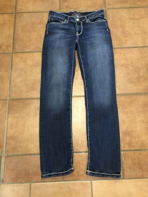 SOCCX reg. Fit Jeans, Vintage dark used