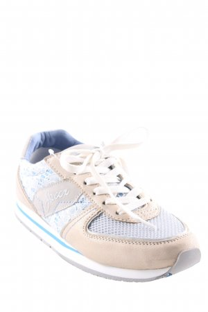 Soccx Schnürsneaker mehrfarbig Casual-Look