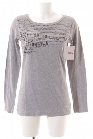 Soccx Shirt grau Casual-Look