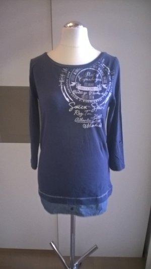 Soccx Shirt mit Aufdruck