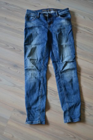 Soccx Skinny Ankle Jeans Röhre W29 S 38