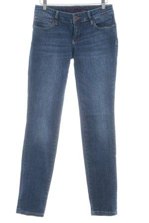 Soccx Skinny Jeans dunkelblau Casual-Look
