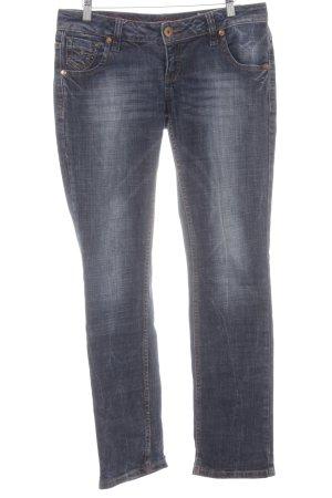 Soccx Slim Jeans dunkelblau Casual-Look