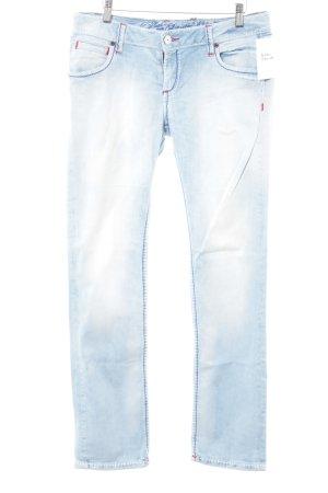 Soccx Slim Jeans himmelblau Casual-Look