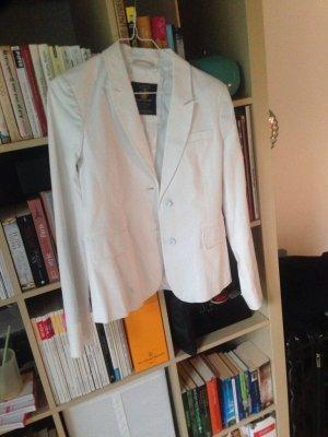 Soccx Sommer Blazer in Weiß