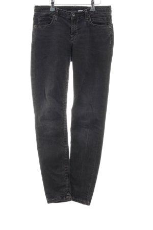 Soccx Stretch Jeans anthrazit-grau Casual-Look