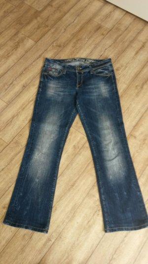 Soccx Stretch-Jeans in 5 Pocket Form Modell: NEW SUSAN. Größe 42