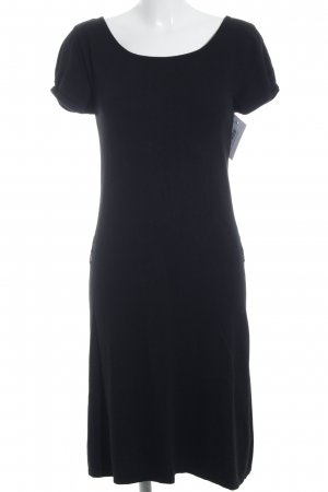 Soccx Knitted Dress black casual look