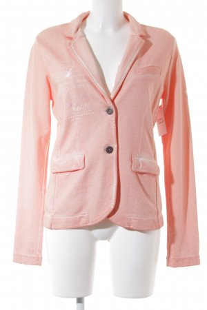 Soccx Sweatblazer apricot Casual-Look