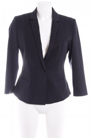 Soccx Tweedblazer dunkelblau Business-Look