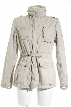 Soccx Winterjacke beige Casual-Look