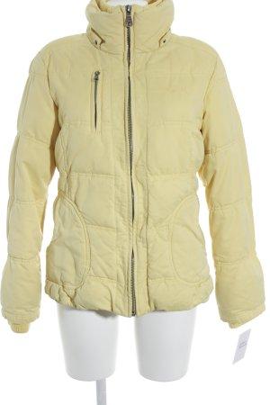 Soccx Winterjacke gelb sportlicher Stil