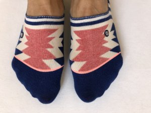 Socken aus Kalifornien, 37/38