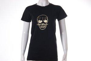 Soda T-Shirt mit Skull-Print