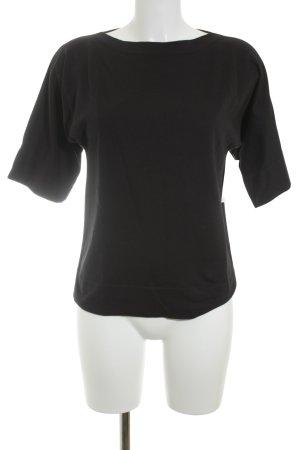 Sofie D'Hoore Sweatshirt schwarz schlichter Stil