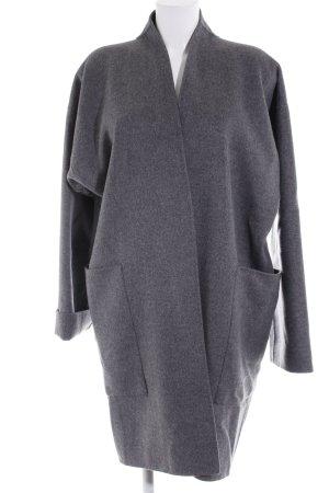 Sofie D'Hoore Overgangsjas grijs gestippeld zakelijke stijl