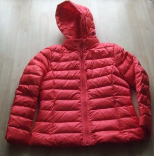 Tommy Hilfiger Down Jacket bright red polyamide
