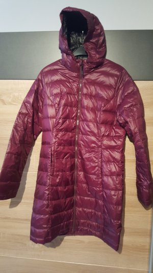 Broadway Manteau en duvet violet