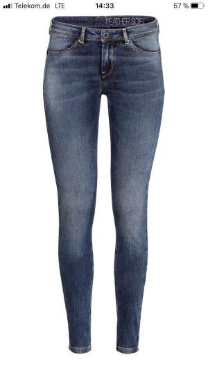 Soft Low Jeans H&M