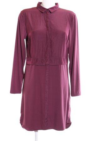 Soft Rebels Shirtwaist dress pink casual look