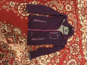 Trespass Chaqueta softshell violeta oscuro