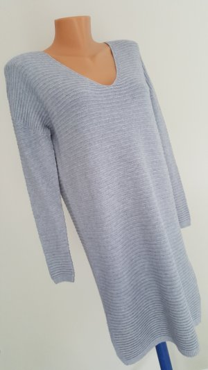 your & self Knitted Dress light grey