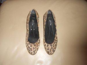 Loafers veelkleurig Synthetisch