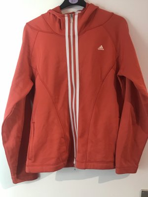 Adidas Softshell Jacket brick red