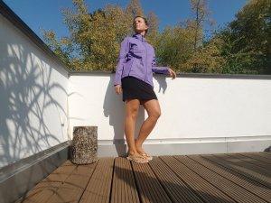 Softshell Jacket lilac-dark violet