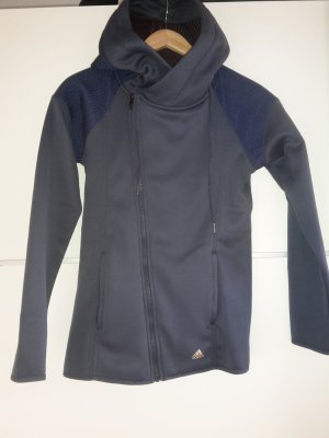 Softshell Jacke Adidas graublau