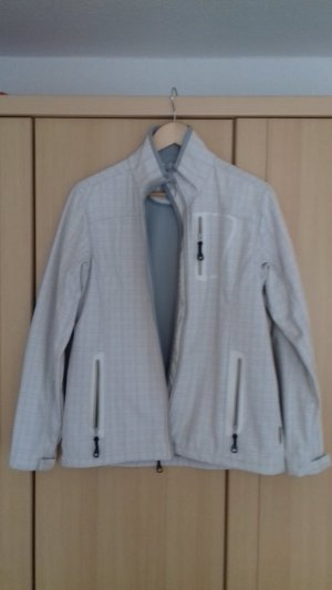 Softshell Jacket white