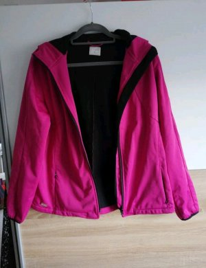 Cheer Veste softshell rose