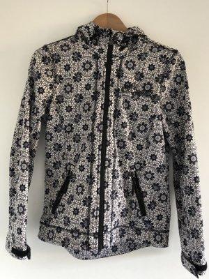 Brunotti Softshell Jacket white-black