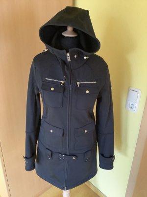 Softshell Jacke in schwarz der Firma Bogner