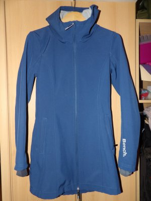 Bench Softshell Jacket blue polyamide