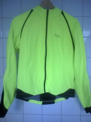 Sports Jacket yellow polyester