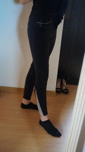 Pantalone da equitazione nero