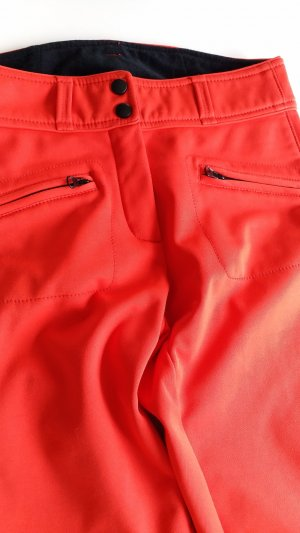 McKinley Snow Pants red-black polyester