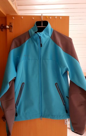 Klima Membrane wear Softshell Jacket grey-neon blue