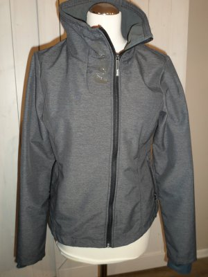 Bench Softshell Jacket grey polyamide