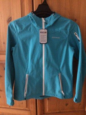 Icepeak Softshell Jacket light blue