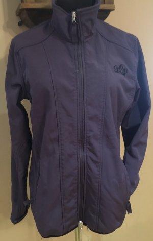 Softshell Jacket dark violet